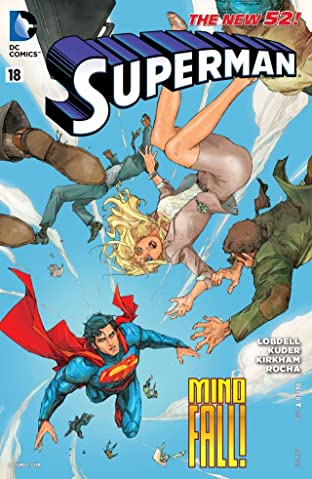 Superman (2011-2016) No.18