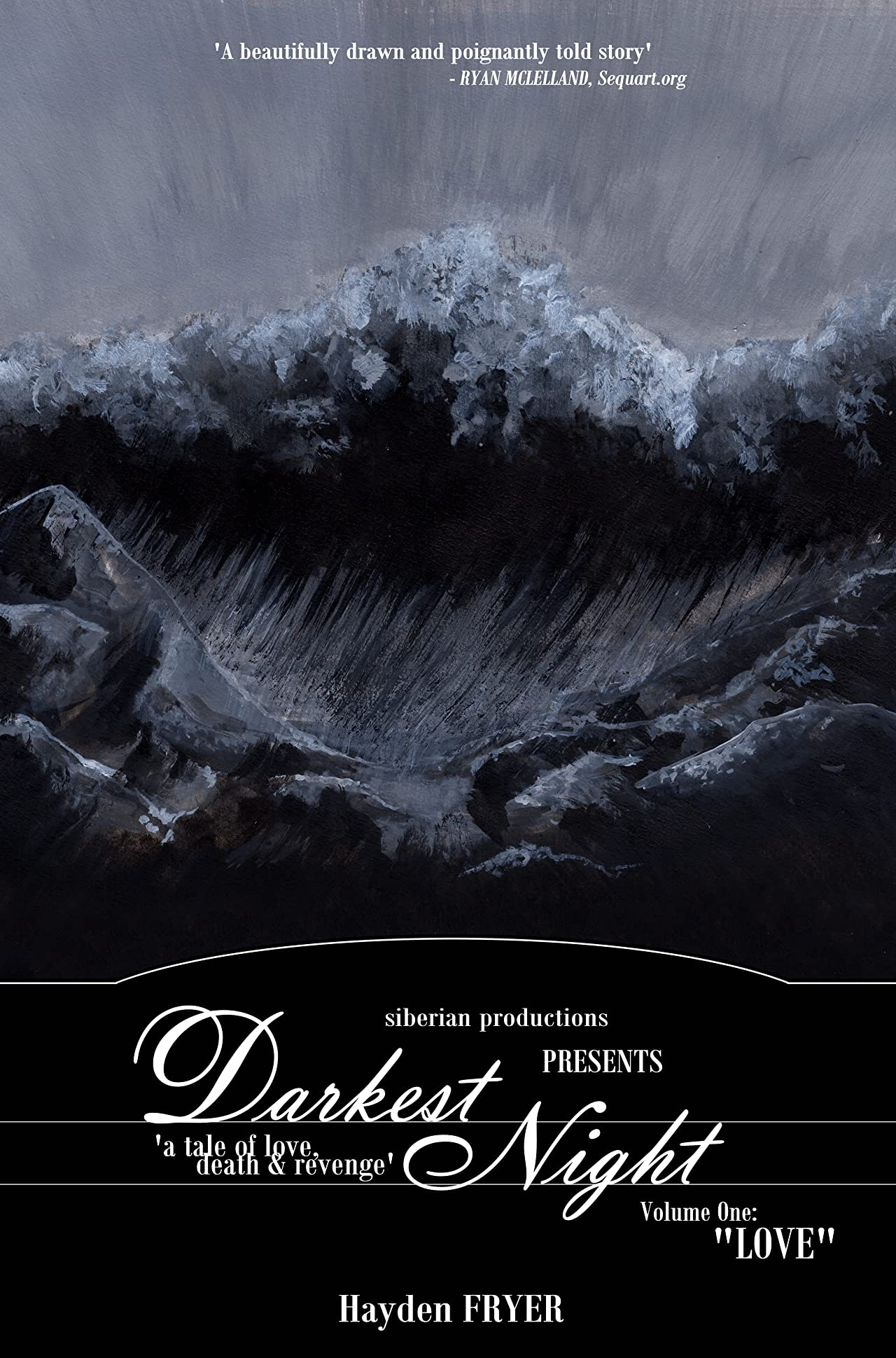 Darkest Night Vol. 1: Love