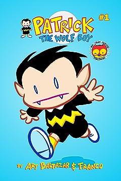 Patrick the Wolf Boy #1