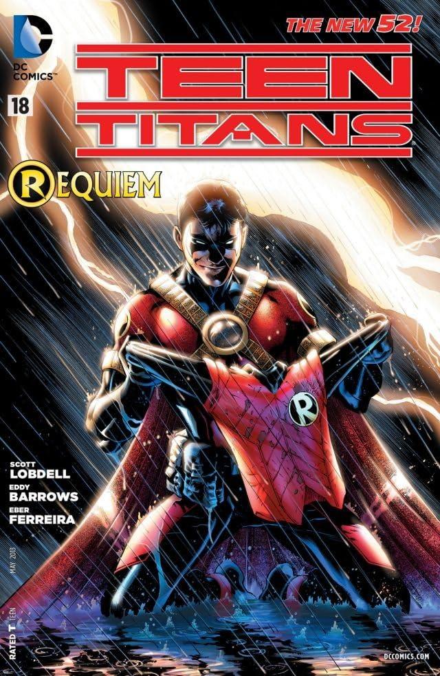 Teen Titans (2011-2014) #18