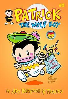 Patrick the Wolf Boy #2