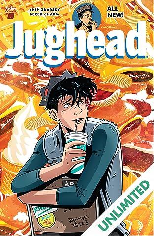 Jughead (2015-) #8
