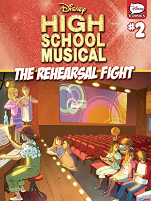 High School Musical #2: The Rehearsal Fight
