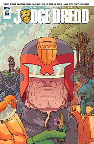 Judge Dredd (2015-2016) No.5