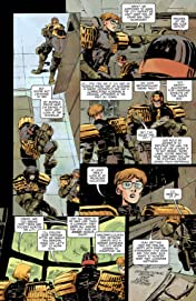 Judge Dredd (2015-2016) #5