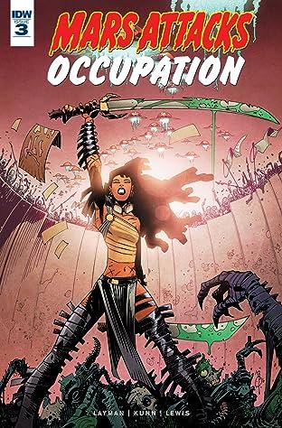 Mars Attacks: Occupation #3 (of 5)
