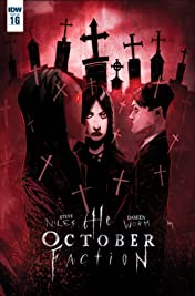 The October Faction #16
