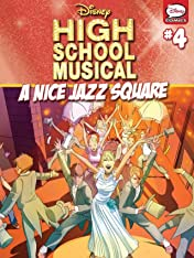 High School Musical #4: A Nice Jazz Square