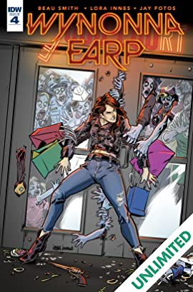 Wynonna Earp (2016) #4 (of 6)