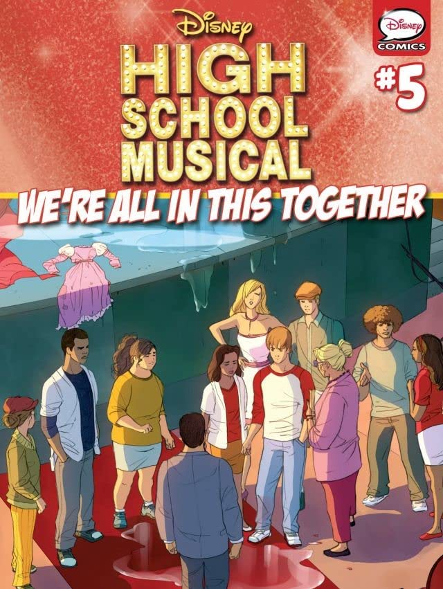 High School Musical #5: We're All In This Together
