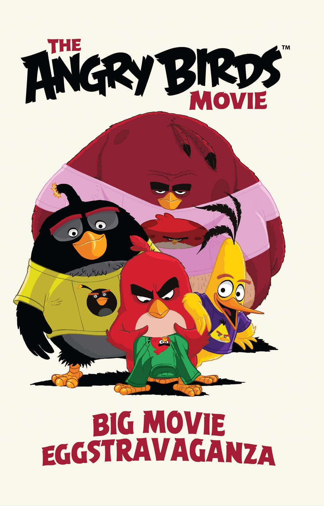 Angry Birds: Big Movie Eggstravaganza