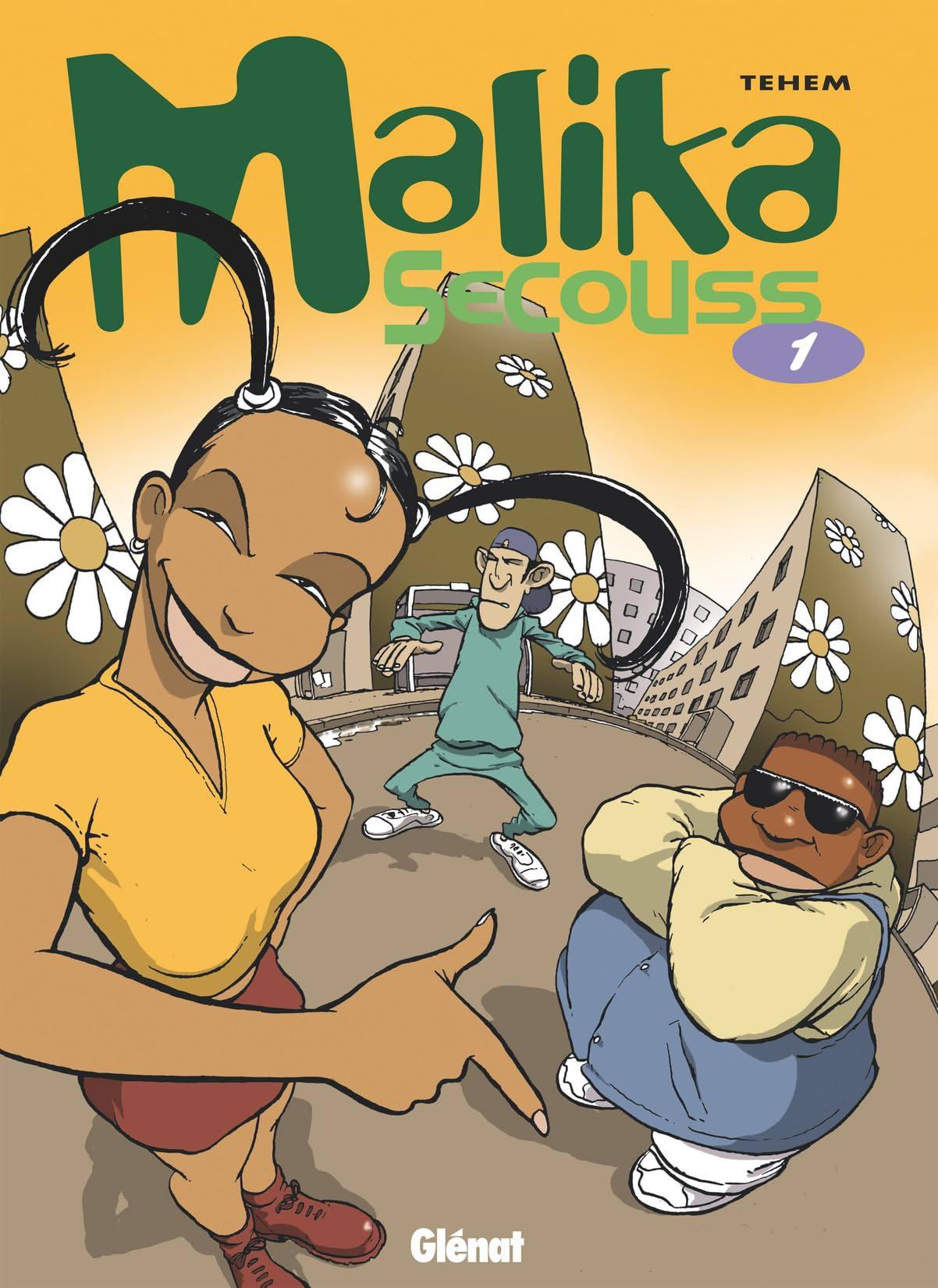 Malika Secouss Vol. 1: Rêves partis