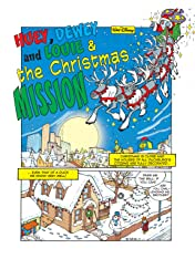 Huey, Dewey, and Louie and the Christmas Mission
