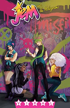 Jem and the Holograms Tome 2: Viral