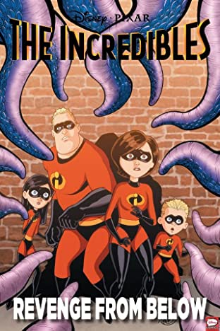 The Incredibles: Revenge from Below