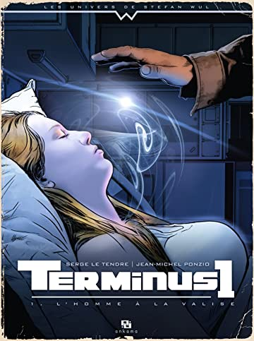 Terminus 1 Vol. 1: L'Homme à la valise