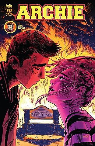 Archie (2015-) #10