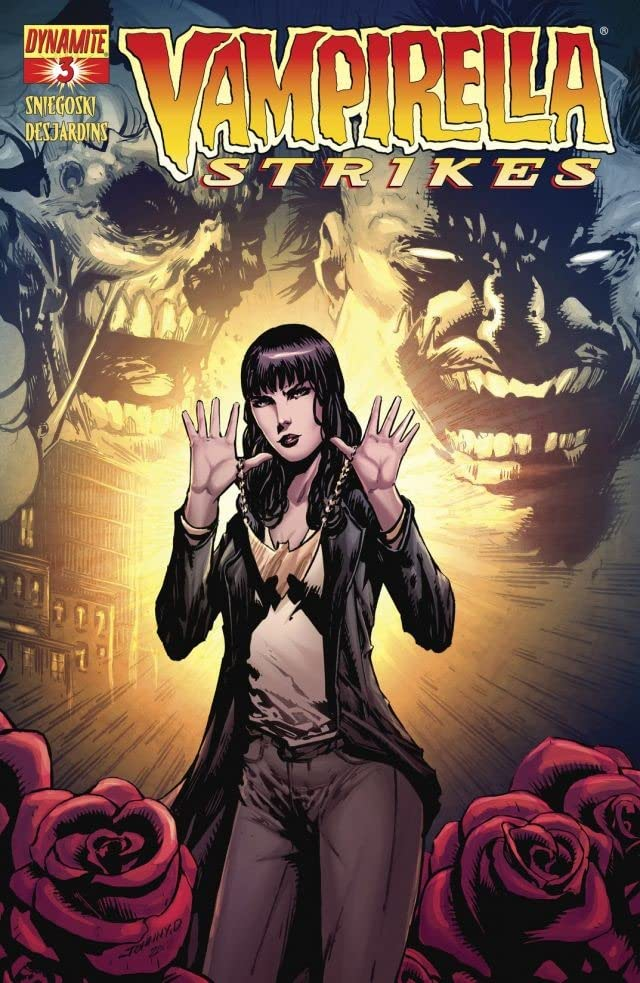 Vampirella Strikes #3