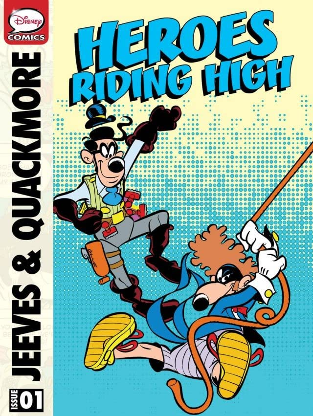 Jeeves and Quackmore: Heroes Riding High
