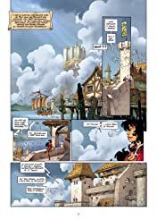 Lanfeust Odyssey Tome 1: L'énigme Or-Azur 1