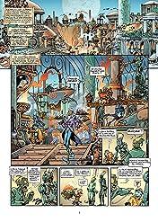 Lanfeust des Étoiles Vol. 2: Les tours de Meirrion