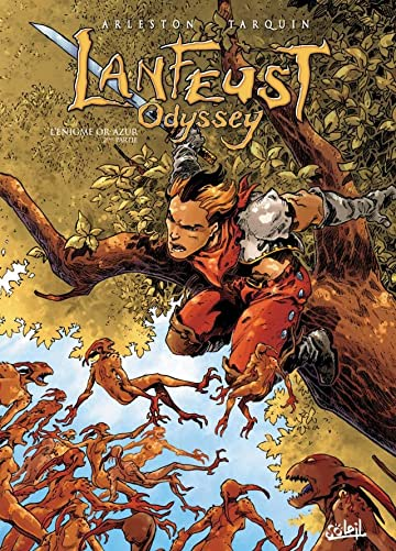 Lanfeust Odyssey Tome 2: L'énigme Or-Azur 2