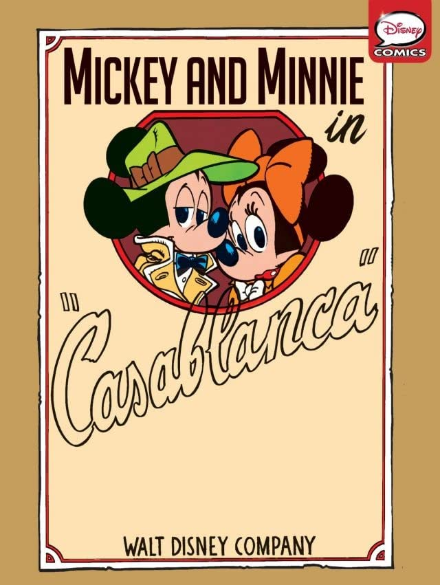 Mickey and Minnie in: Casablanca