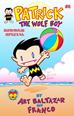 Patrick the Wolf Boy #6