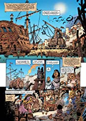 Lanfeust Odyssey Vol. 3: Le banni d'Eckmül