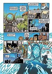 Lanfeust Odyssey Tome 3: Le banni d'Eckmül