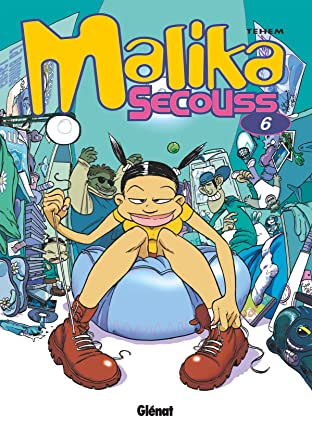 Malika Secouss Vol. 6: Pulse des pieds