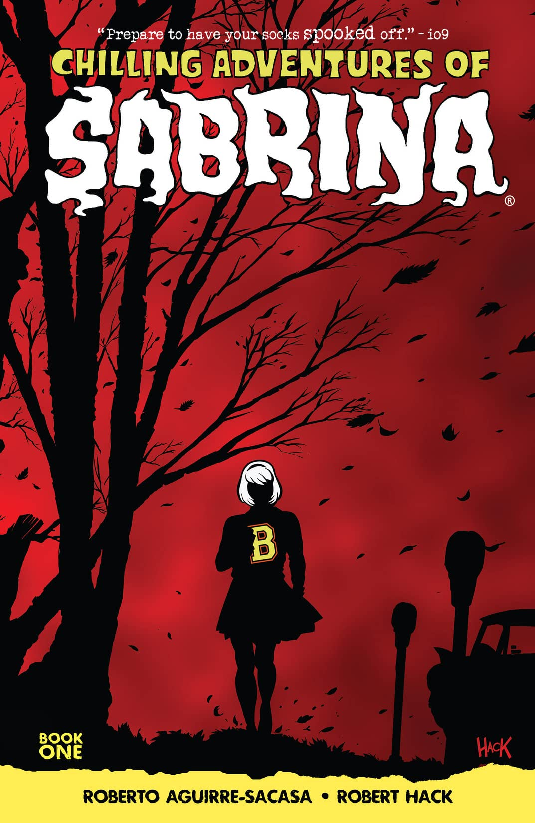 Chilling Adventures of Sabrina Vol. 1