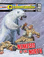 Commando #4915: Convict Commandos: Nemesis Of The North