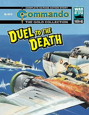 Commando No.4916: Duel To The Death