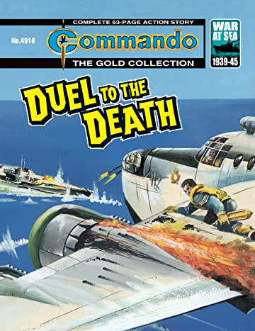 Commando #4916: Duel To The Death