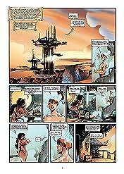 Lanfeust des Étoiles Vol. 3: Les sables d'Abraxar
