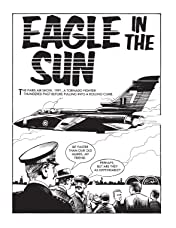 Commando #4918: Eagle In The Sun