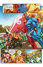 Street Fighter Unlimited #7