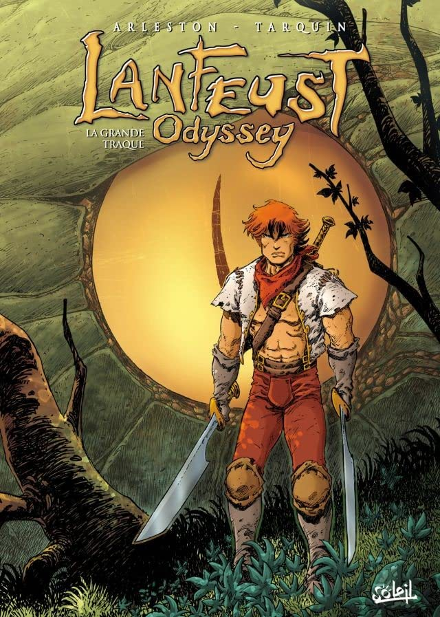 Lanfeust Odyssey Vol. 4: La grande traque
