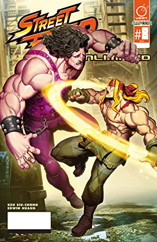 Street Fighter Unlimited #8
