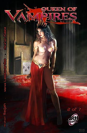 Queen of Vampires #2