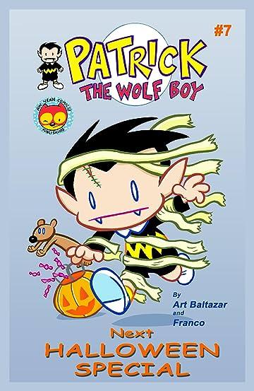 Patrick the Wolf Boy #7