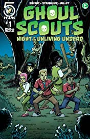 Ghoul Scouts: Night of the Unliving Undead #1