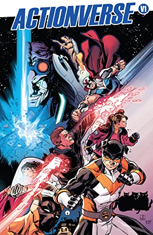 Actionverse Tome 1