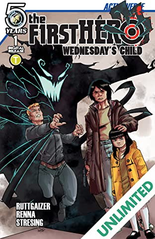 The F1rst Hero: Wednesday's Child #1