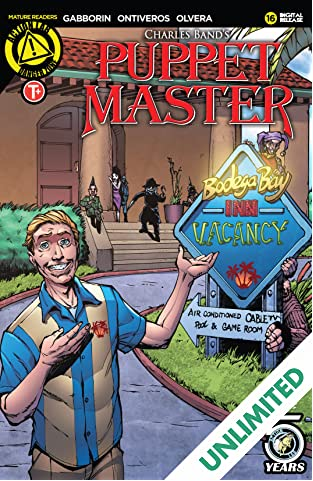 Puppet Master #16