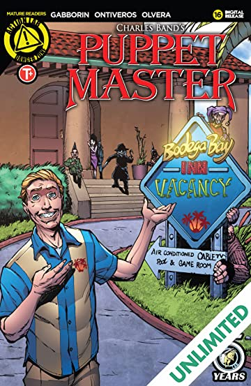 Puppet Master #16