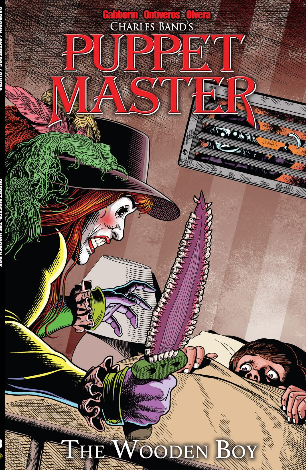 Puppet Master Vol. 3: The Wooden Boy