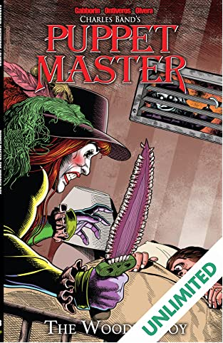 Puppet Master Vol. 3: The Wooden Boy