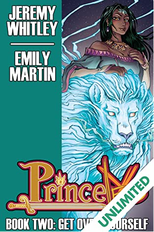 Princeless: Book Two: Get Over Yourself Deluxe